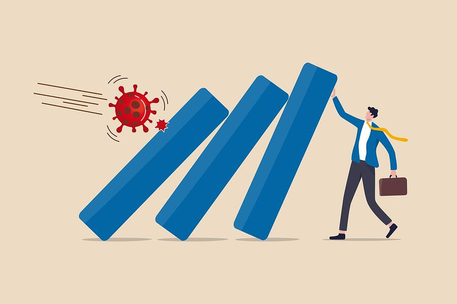 COVID impact on financial advisor marketing