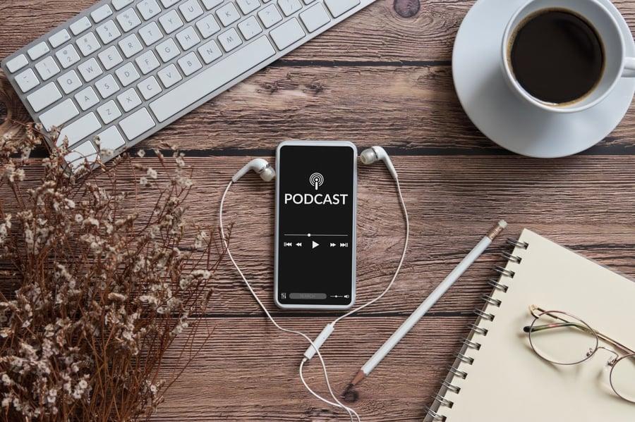 creating a financial advisor podcast