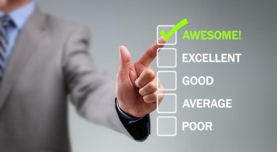 online testimonials from satisfied clients