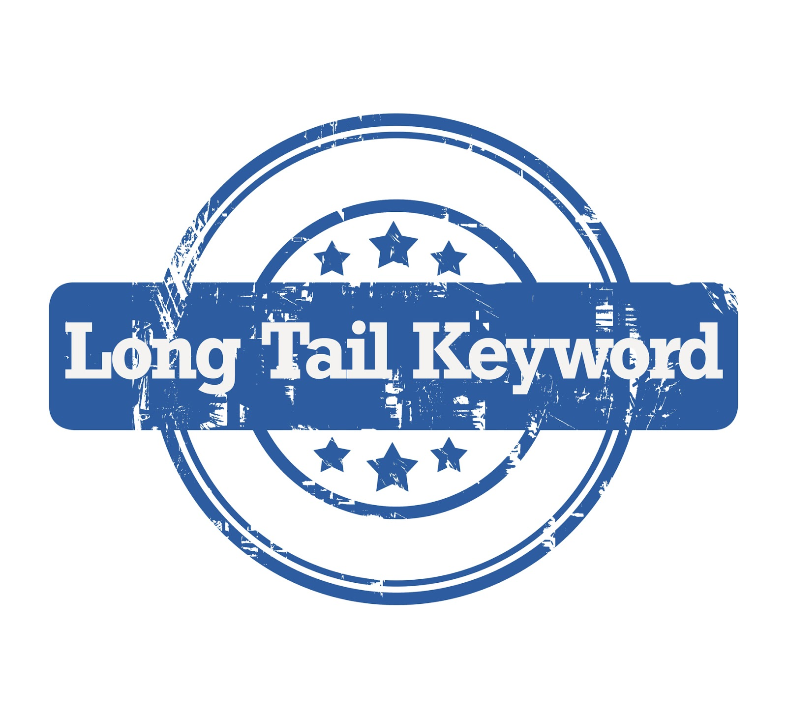 round design with Long Tail Keyword