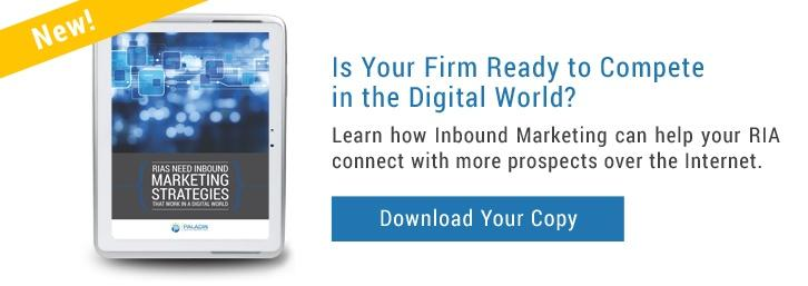 Inbound Marketing Strategies for RIAs