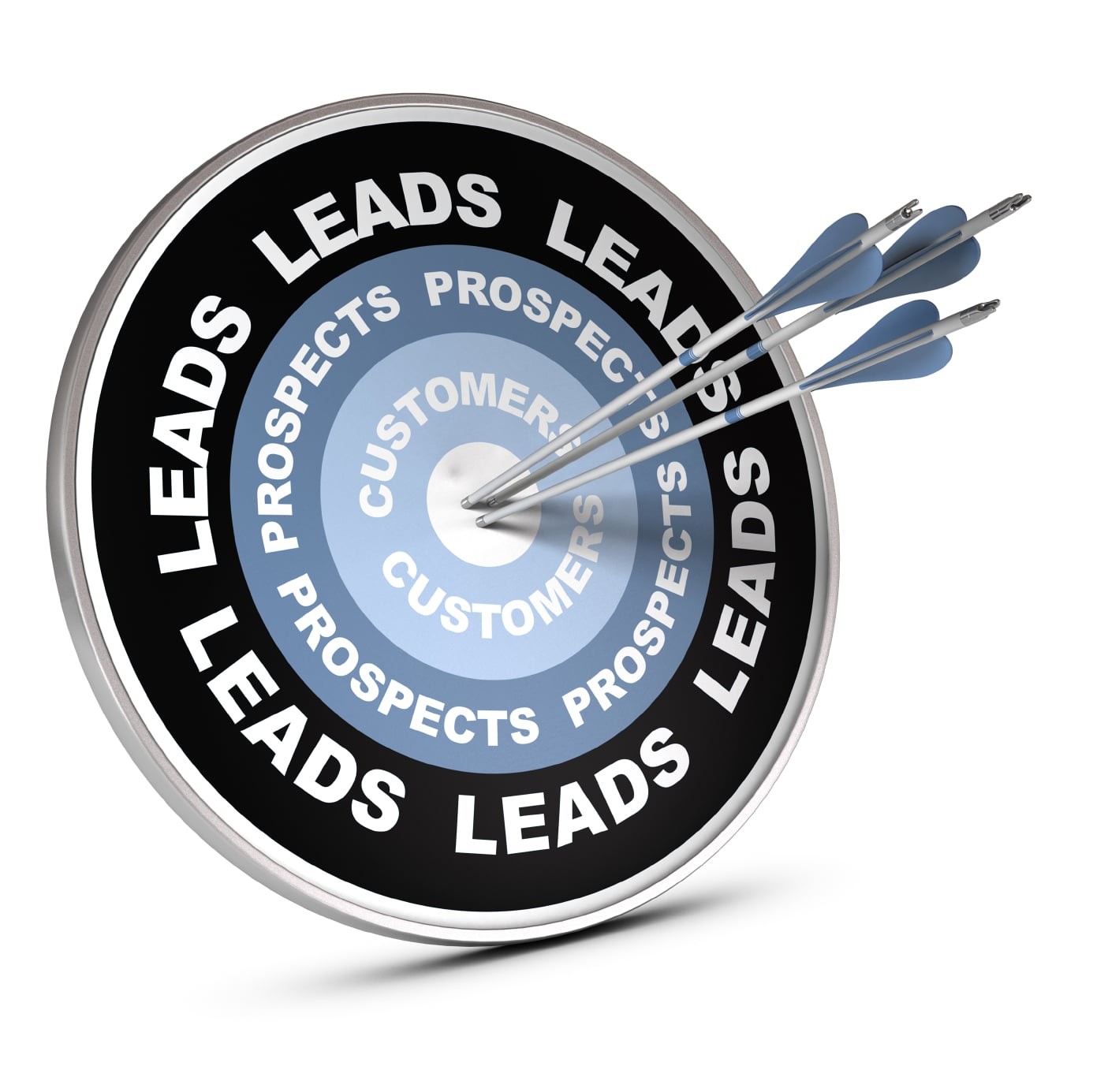 Turning leads into customers www.paladindigitalmarketing.com