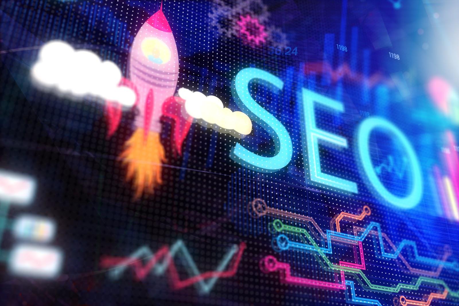SEO ranking for financial advisors websites