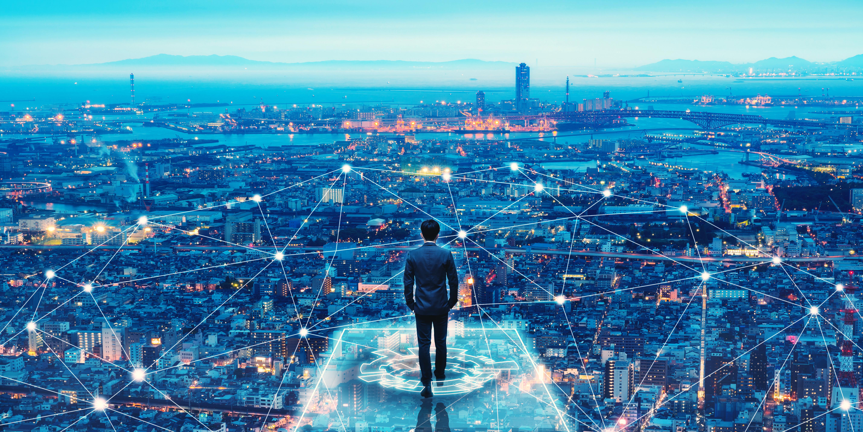reviewing digital marketing and financial advisors