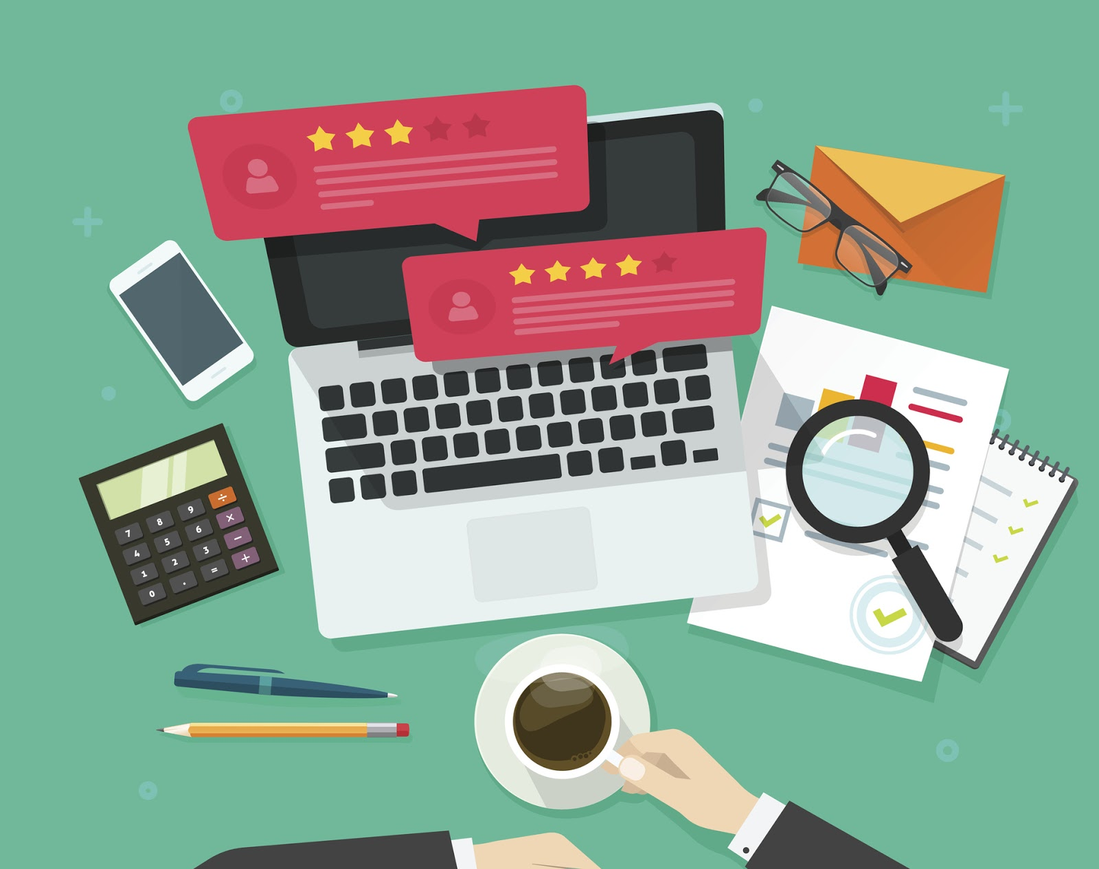 testimonials on financial advisor sites